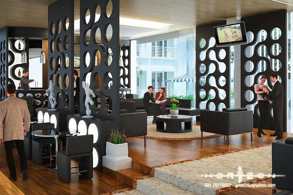 Interior Lounge by Bernardus on DeviantArt