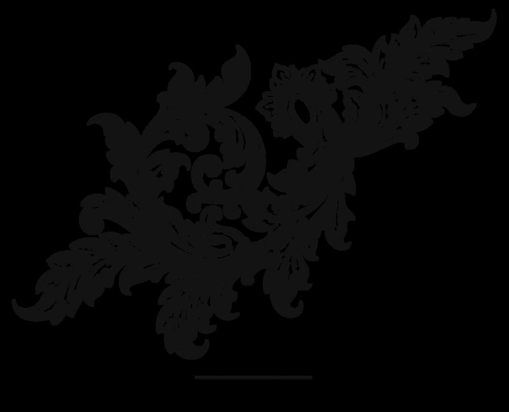 Vintage Baroque Frame Scroll Ornament Vector Leaf By Raqib09