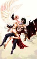 Forbidden Love by eronzki999