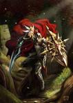 FEZ contest: Warrior and Fairy