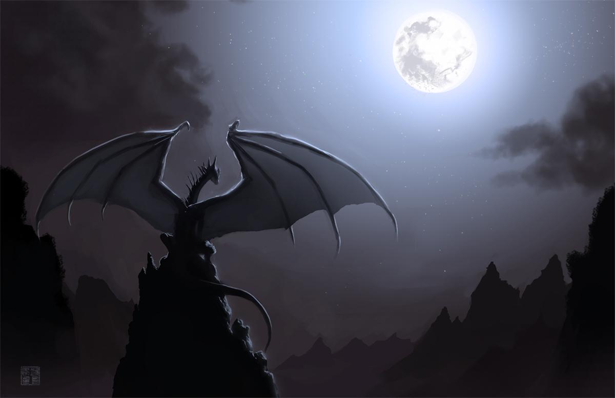 Dragon's night