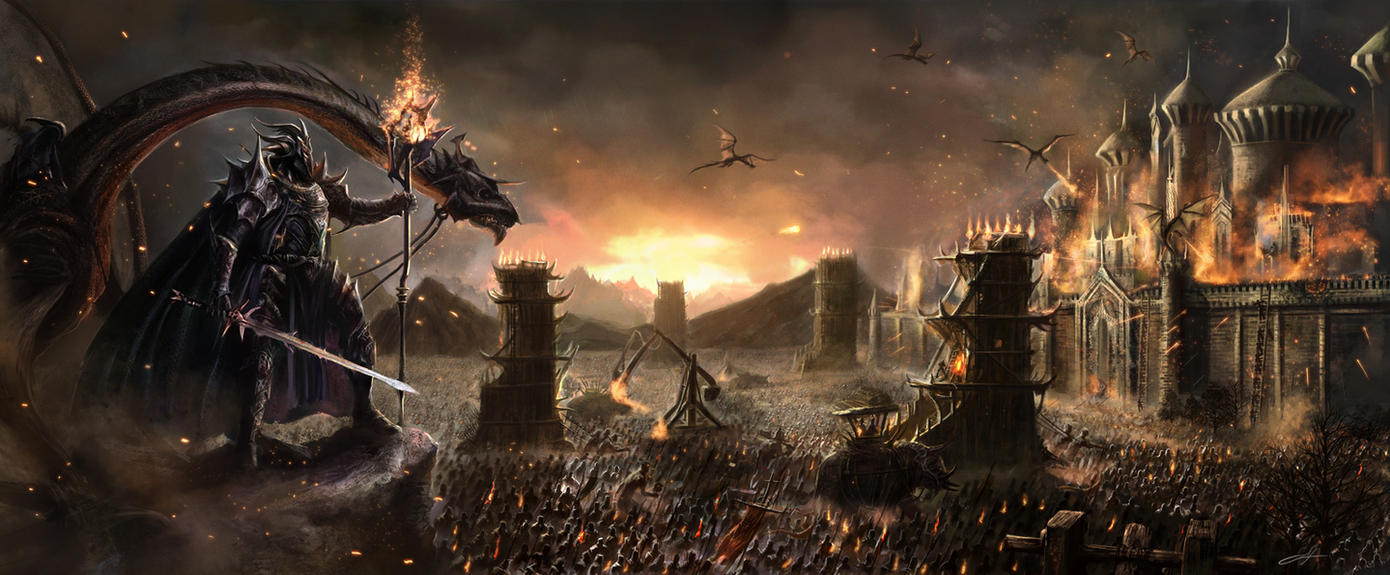 The Legion by eronzki999