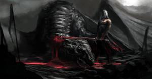 Dragon Slayer by eronzki999