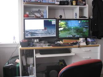 PC Setup end of 2011 by MystickSkye