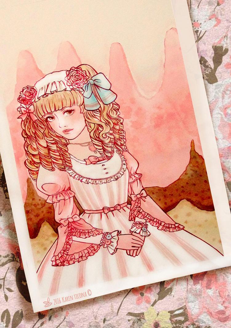 Lolita 2 by Karen-ts