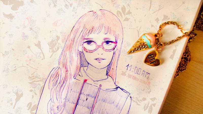 Helados by Karen-ts