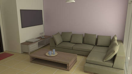 Living Room 2 by gulisch