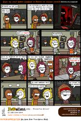 ProfaniTina Returns by ChazzyDoody