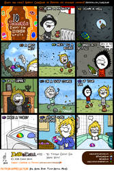 10 Terrible Easter Egg Hiding Spots by ChazzyDoody