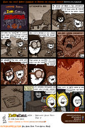 Halloween House Party Page 1