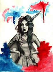 unicorn by katyo9