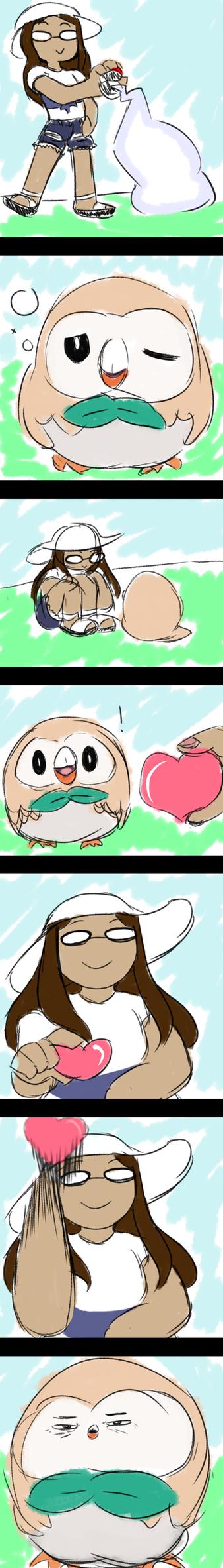 Pokefresh Beans Comic by RainstormArt