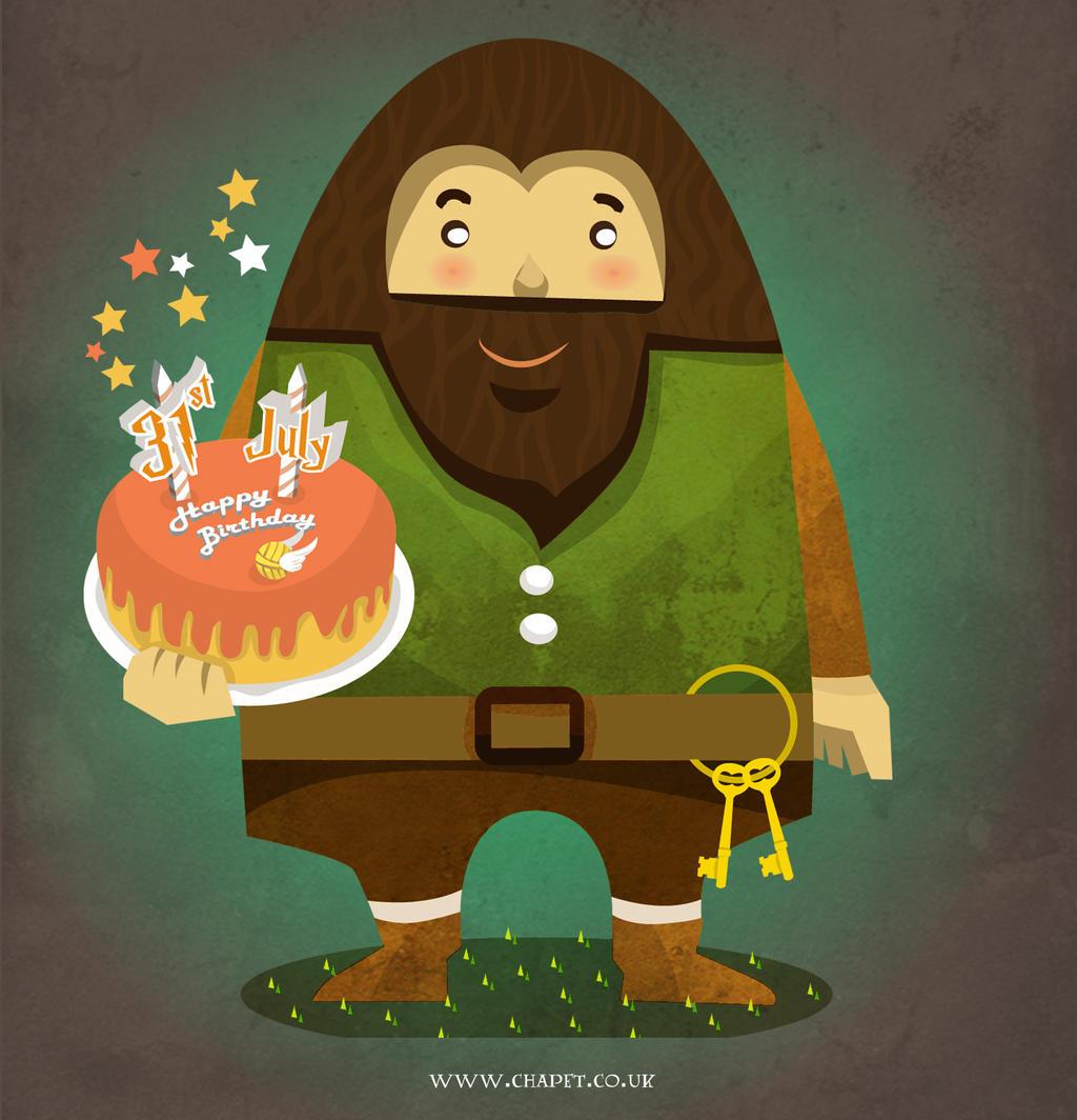 Открытки на день рождения гарри поттер 44