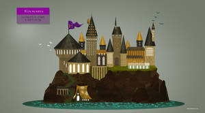 Hogwart by Chapet