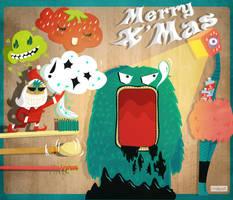 Monster's dental clinic