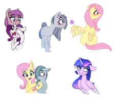 SoFt doodles by Saphi-Boo