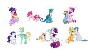 Rose Scented Vomit by Saphi-Boo