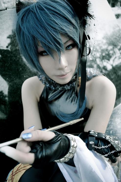 Kaito cosplay by Moo4586