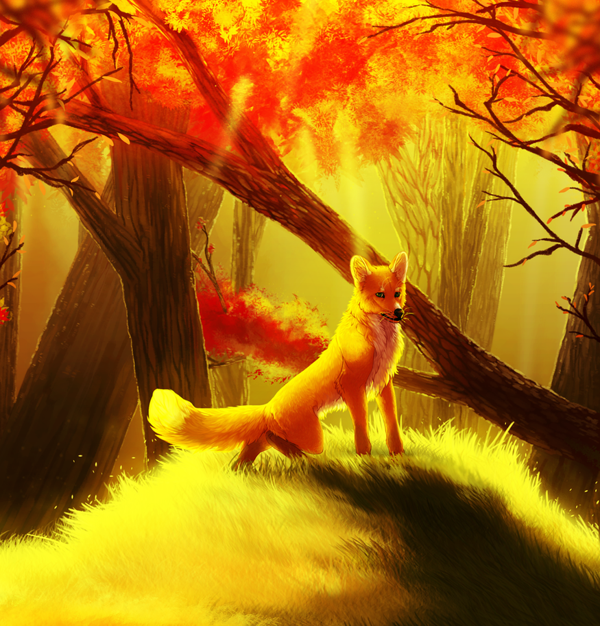 Autumn Haze by defineDEAD
