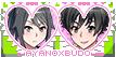 Yandere Simulator stamp: Ayano x Budo by ENERHEL