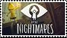 Little Nightmares stamp by ENERHEL
