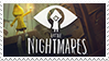 Little Nightmares stamp by Nyan-rabbit