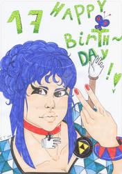 17e Birthday for DA