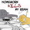 Hw kills my brain by Kaylalp