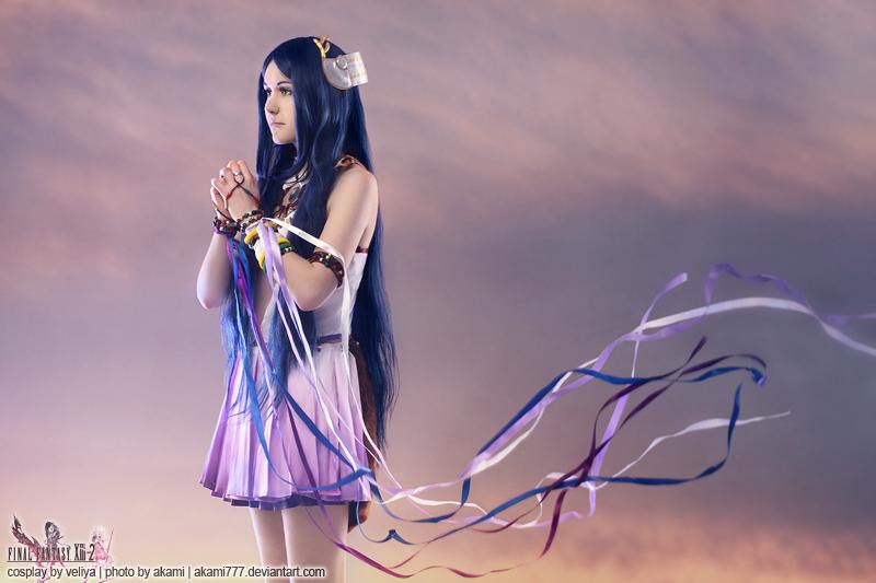 FF13-2: Paddra Nsu Yeul by aKami777