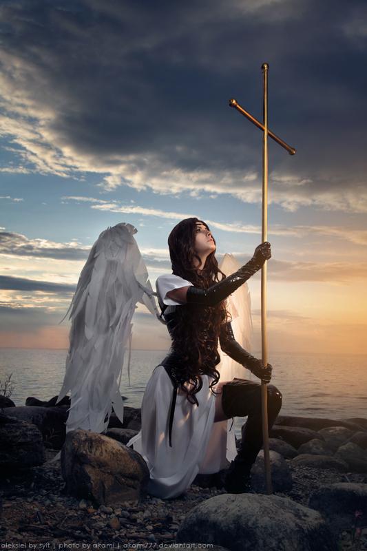 Angel Sanctuary: Aleksiel 9 by aKami777
