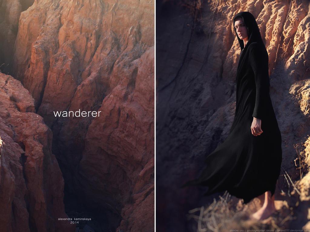 Wanderer - I by aKami777