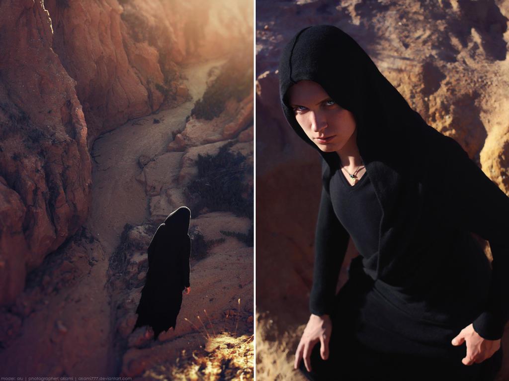 Wanderer - II by aKami777