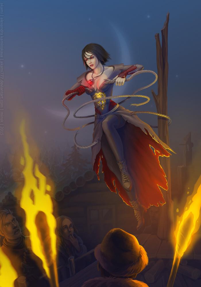 Witch by aKami777
