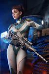 StarCraft2: Sarah Kerrigan. 1