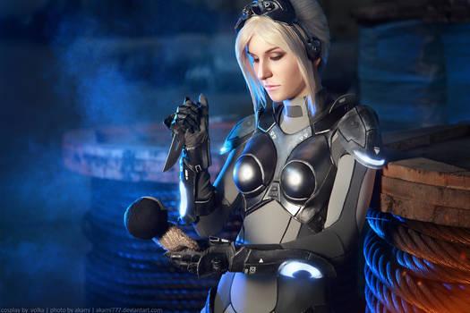 StarCraft2: Nova. 1