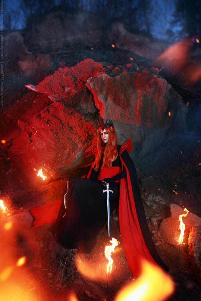 The Silmarillion: Sauron. 2 by aKami777
