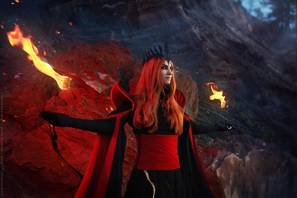 The Silmarillion: Sauron. 3 by aKami777