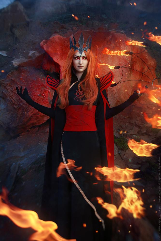 The Silmarillion: Sauron. 5 by aKami777