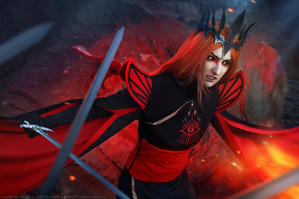 The Silmarillion: Sauron. 6 by aKami777