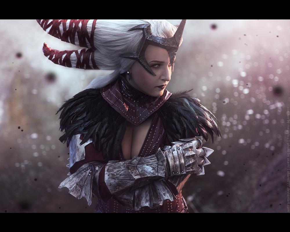 Dragon Age - Flemeth. 4 by aKami777