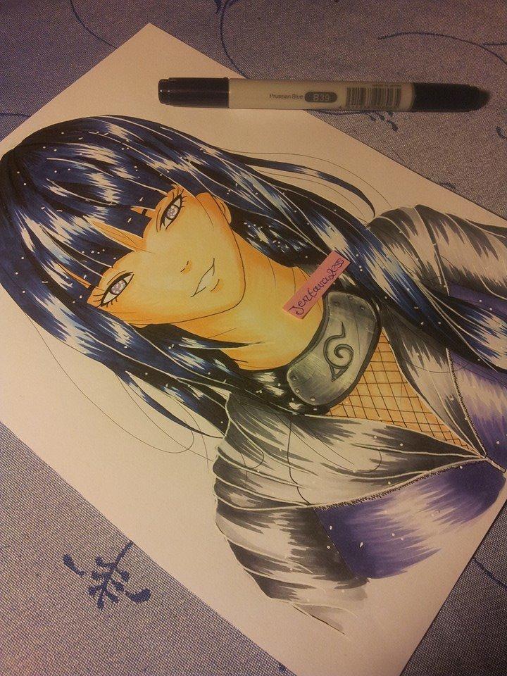 Hinata by JentaraZess