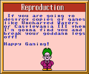 Video Game Reproduction by MrNorbert1994