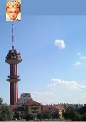 TV Tower X Files by MrNorbert1994