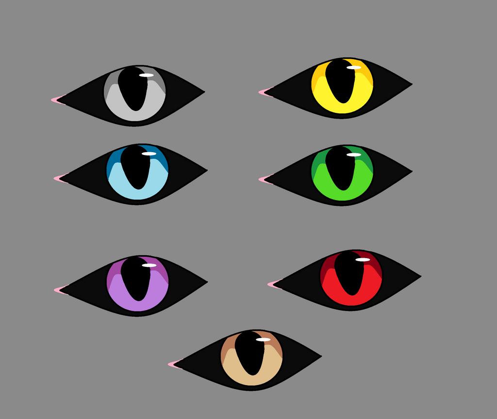 anime wolf eye drawing: Wolf Eyes By Snowwolves100 On DeviantArt