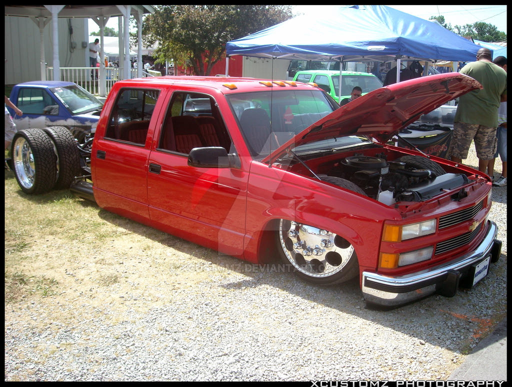 Bodied 3500 Chevy Dually By Xcustomz On Deviantart