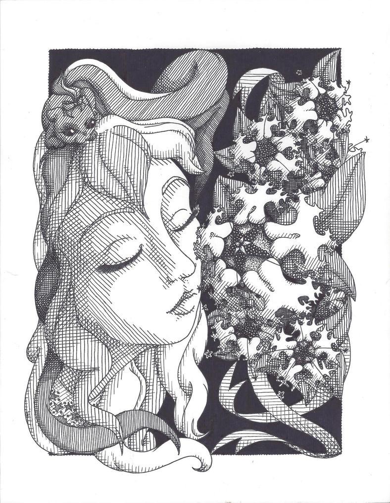 Lady Lovely Locks by Vixixi