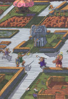 Outcasts - Zelda by Shaliara