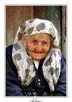 Elderly Woman...