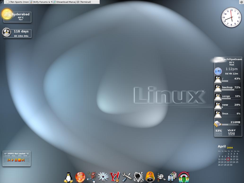 linux by booochodu
