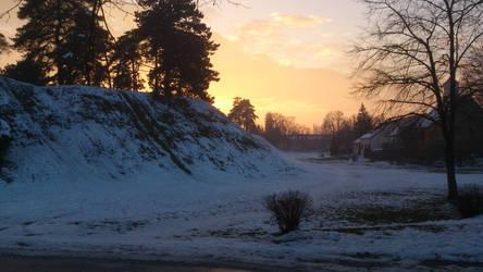 Winter Sun by Eudaimonium